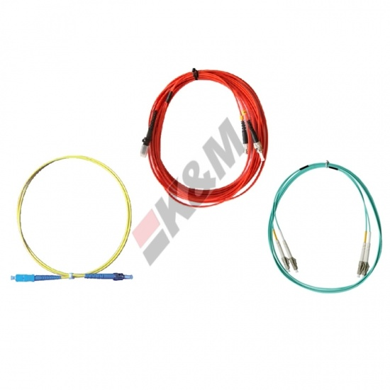 LC/PC Pigtail 1.5m and SM / MM/Yellow / PVC/LSZH