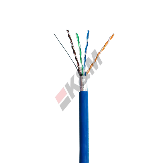 Cable de CAT5E FTP 4Pairs